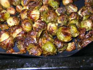 bakedsprouts