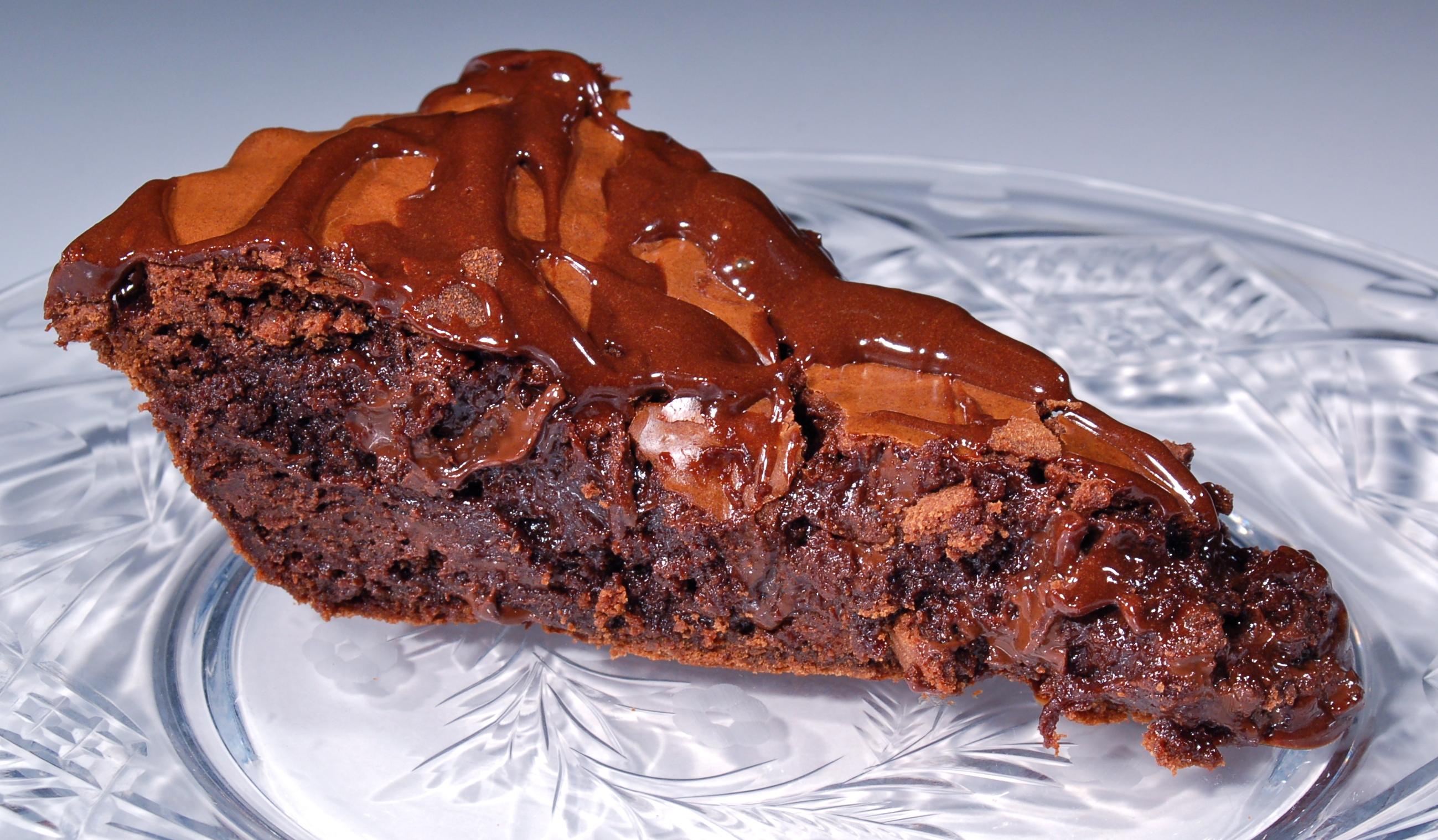 Ina Garten Chocolate Pie
