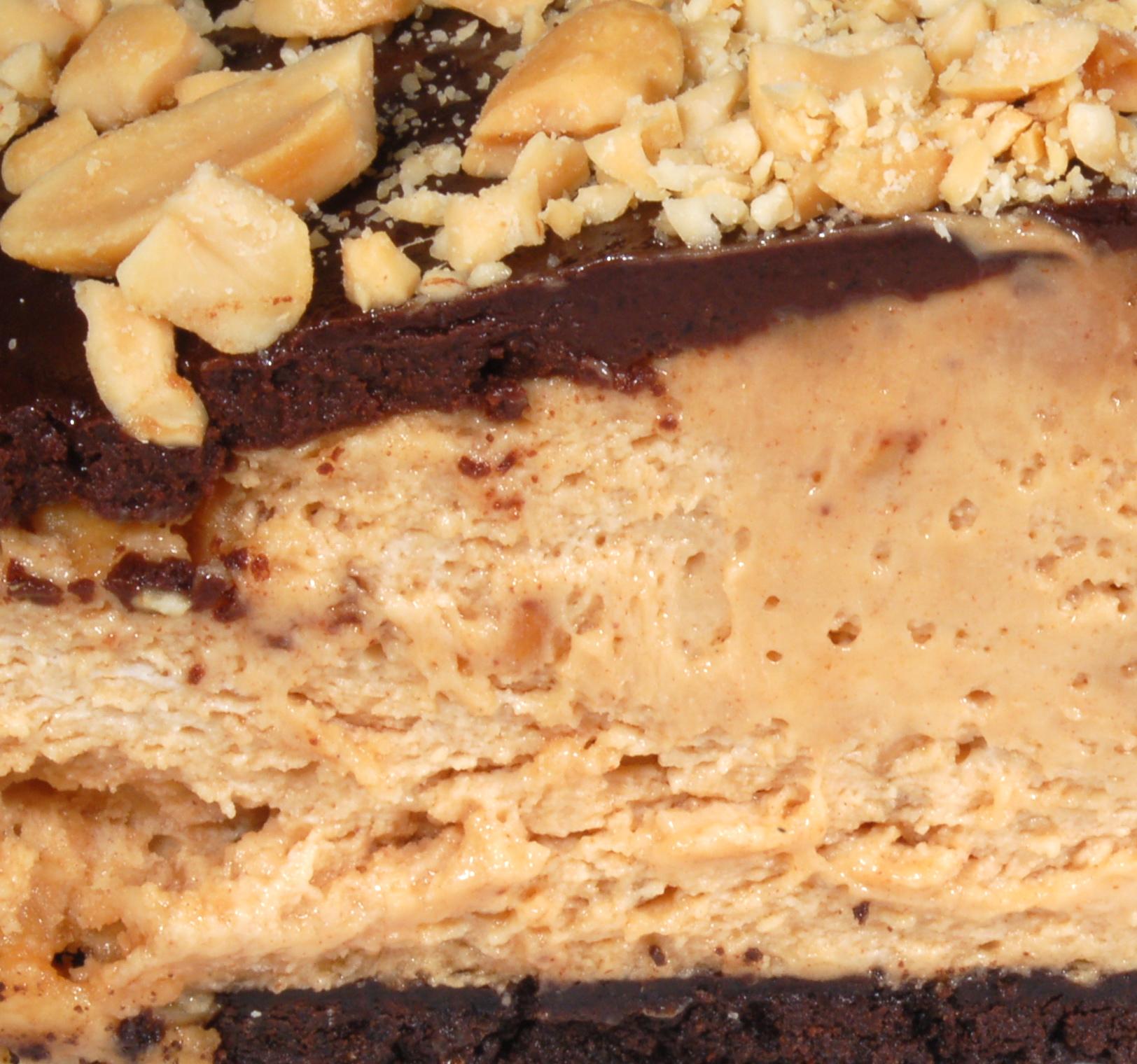 Double-Chocolate Peanut Butter Pie   The Unconfidential Cook