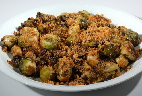 Balsamic Braised Brussels With Pancetta Recipes — Dishmaps