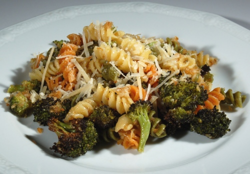 broccolipastaplate