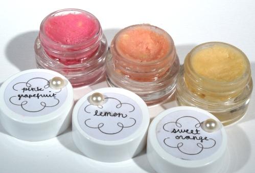 The Lip Balms